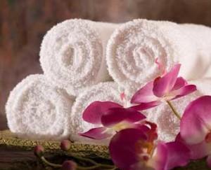 Как отстирать махровые полотенца застиранные в домашних условиях